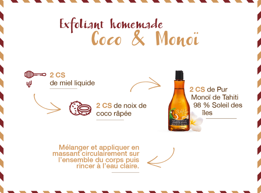 Exfoliant Coco & Monoi